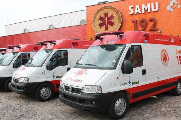 Ambulâncias do Samu estão funcionando sem ar-condicionado, diz Senatepi